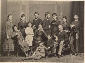 La famiglia di Jacob Freud