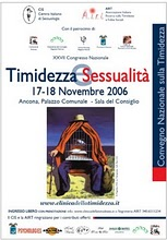 Convegno Timidezza e Sessualità Ancona 17-18 Novembre 2006
