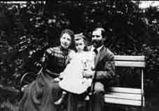 Figli di Freud - Freud, Martha e Anna 1899