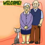 Come prendersi cura degli anziani in un videogame