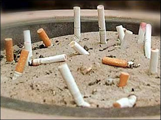 Ho smesso di fumare un distico di una canzone di madri