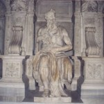 1913 Freud studia il Mosè di Michelangelo