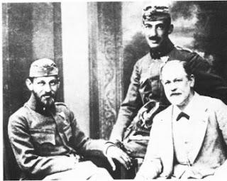 Freud con i figli