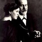 1920 Freud e la figlia Sophie