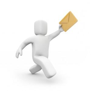 Seguici via email