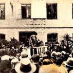 Quando Anna Freud visitò la casa natale del padre (1931)