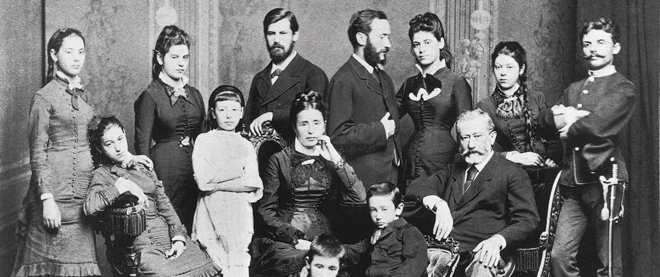 Famiglia Freud