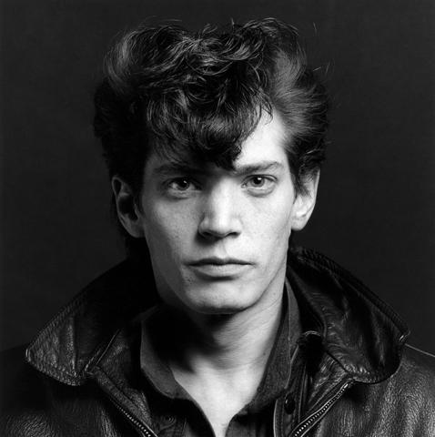 Robert Mapplethorpe autoritratto