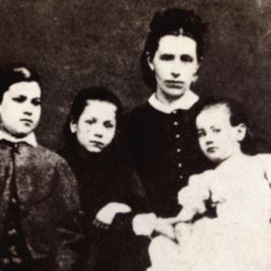 Freud e la madre Amalia