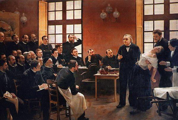 Freud a scuola da Charcot