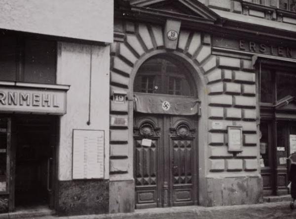 Berggasse 19: casa Freud
