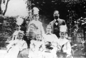 Freud e i suoi sei figli