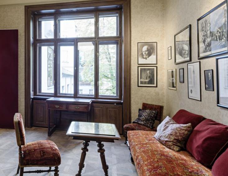 Stile di vita in casa Freud
