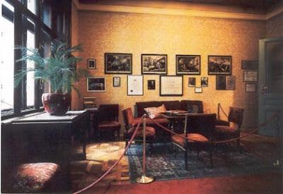 sala d'attesa Freud