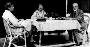 Freud moglie e cognata