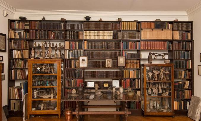 Quando la libreria di Freud scricchiolò