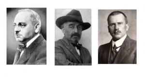 Adler Stekel e Jung