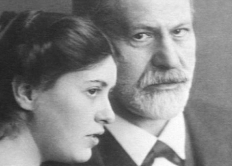 Sophie Freud morta di spagnola