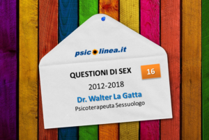 Consulenza online - Questioni di Sex 16