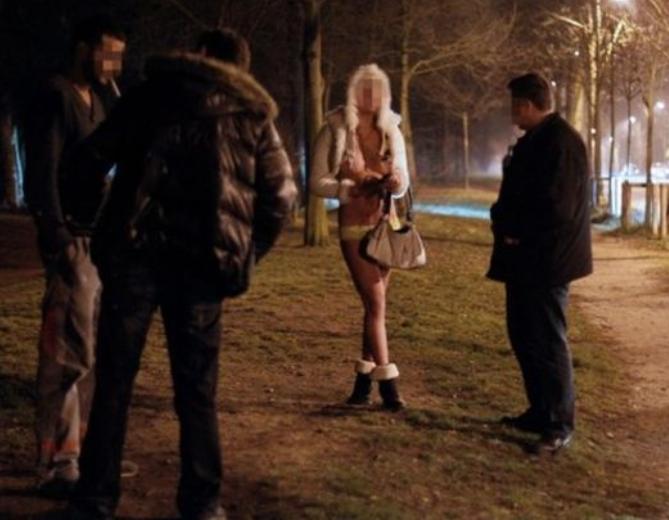 I clIienti delle prostitu