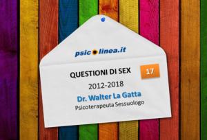 Consulenza online - Questioni di Sex 17
