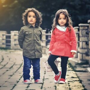 Il comportamento di aiuto in un bambino di tre anni