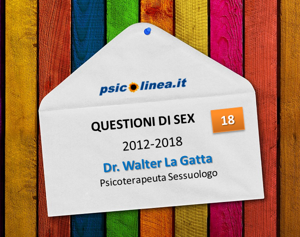 Consulenza online - Questioni di Sex 18