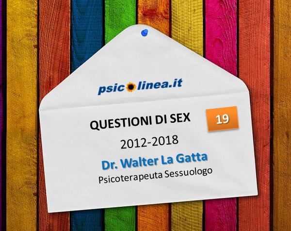 Consulenza online - Questioni di sex 19