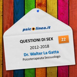 Consulenza online - Questioni di Sex 22