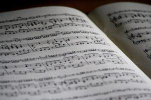 L'origine della musica umana