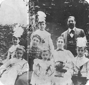 Famiglia Freud 1898