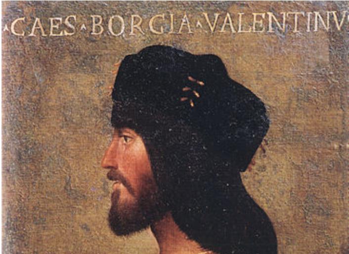 Cesare Borgia di Francia