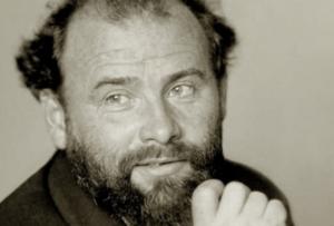 Gustav Klimt artista