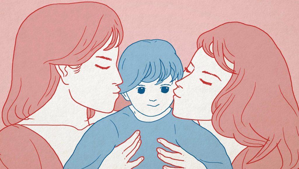 maternità lesbica