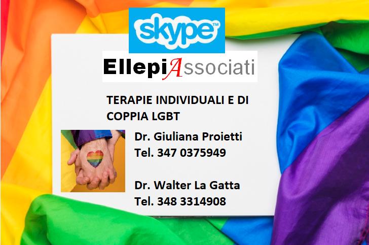 Terapie Individuali e di Coppia LGBT