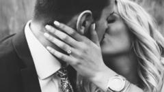 Non ha mai baciato