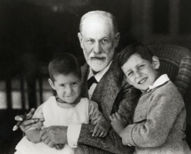 Freud e i nipoti